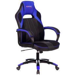 Компьютерные кресла - Кресло игровое ZOMBIE VIKING 2 AERO BLUE, PL,…, 0