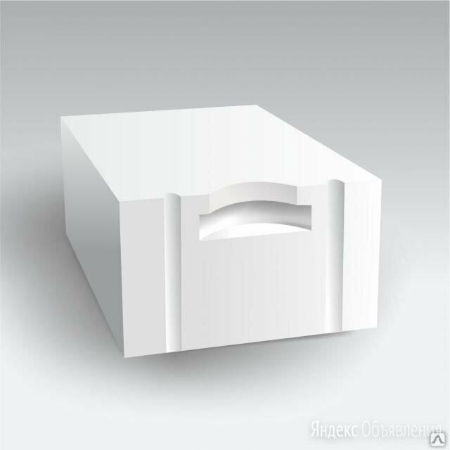 Белый газоблок 625х300x250 и другие, доставка и разгрузка по цене 3300₽ - Строительные блоки, фото 0