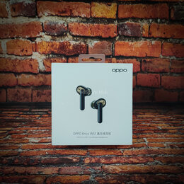 Наушники и Bluetooth-гарнитуры - Беспроводные наушники Oppo Enco W51, 0