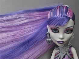 Куклы и пупсы - Кукла Спектра Монстр Хай, 0