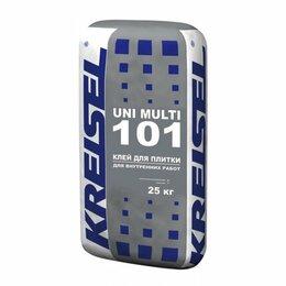 Клей - Клей д/плитки 101 UNI-MULTI для внутренних работ…, 0