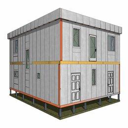 Готовые строения - Строительство панельно-каркасных домов, 0