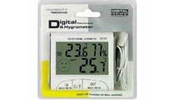 Метеостанции, термометры, барометры - Термометр-гигрометр цифровой DC103, 0