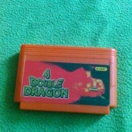 Игры для приставок и ПК - Картридж денди Double Dragon 4, 0