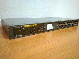 Проводные роутеры и коммутаторы - Коммутатор неуправляемый D-Link DES-1024R+ 10/100М, 0