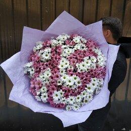 Цветы, букеты, композиции -  Яркий букет хризантем, 0
