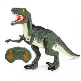 Радиоуправляемые игрушки - Радиоуправляемый динозавр Тираннозавр - RS6124A, 0