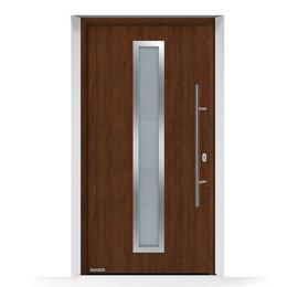 Входные двери - Входная дверь Hormann Thermo65 THP 700A, Темный…, 0
