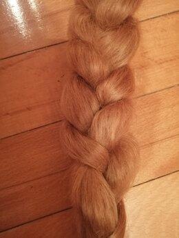 Аксессуары для волос - Коса-шиньон из натуральных Славянских Волос, 0