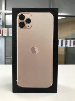 Мобильные телефоны - iPhone 11 Pro Max 256gb РосТест gold A2218, 0