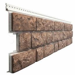 Фасадные панели - Сайдинг Деке под камень, 0