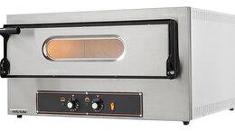 Жарочные и пекарские шкафы - Печь для пиццы Resto Italia KUBE-1, 0