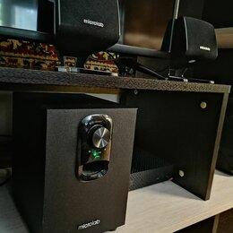 Компьютерная акустика - Колонки 2.1 Microlab M-108BT, 0