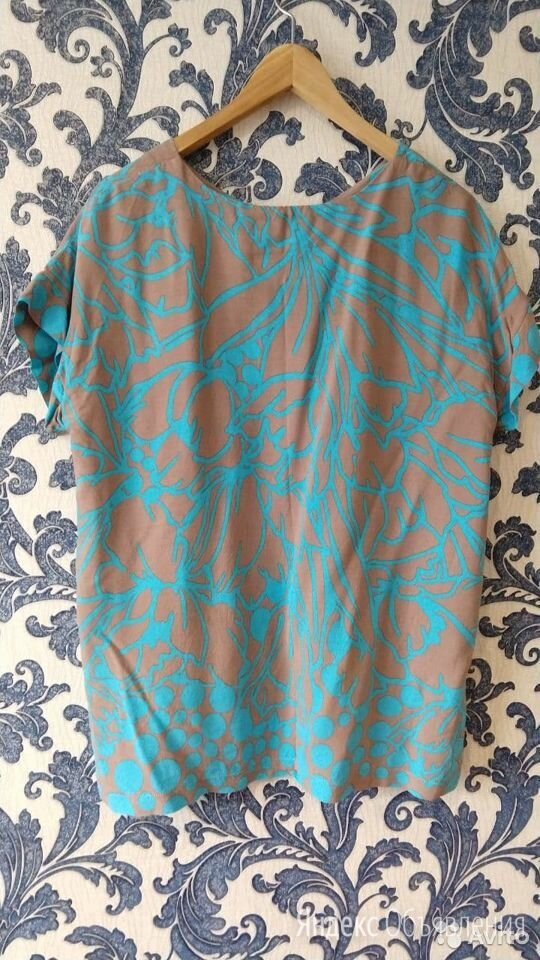 Блузка женская бирюзовая размер 48-50 по цене 241₽ - Блузки и кофточки, фото 0
