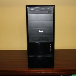 Настольные компьютеры - i5-2400 / Z77 / 8 Гб / 500 Гб / 450W / RX 560 4 Гб, 0