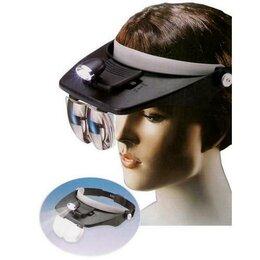 Бинокли и зрительные трубы - Бинокулярные на лобные очки с подсветкой, 0