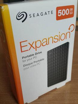 Внешние жесткие диски и SSD - Внешний жесткий диск. Seagate Expansion 500 Гб.…, 0