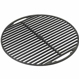Решетки - Решетка чугунная для гриля M (диаметр 38 см) Big Green Egg, 0
