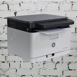 Принтеры, сканеры и МФУ - МФУ лазерный HP Color 178nw, A4, цветной, лазерный, белый, 0