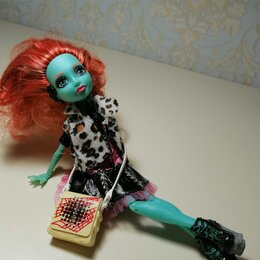 Куклы и пупсы - Кукла Monster High, 0