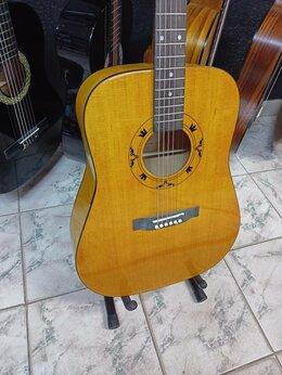 Акустические и классические гитары - Акустическая гитара Shinobi 41 Новая, 0