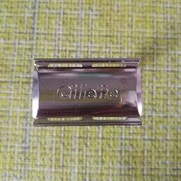 Бритвы и лезвия - Станок бритвенный Gillette, б/у, 0