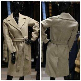 Пальто - новое пальто шерсть демисезон 46-48, 0