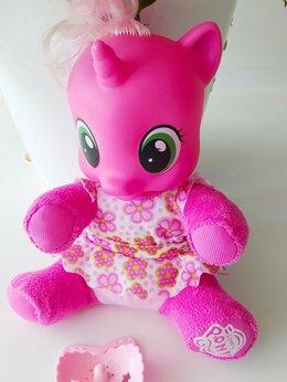 Мягкие игрушки - Интерактивная Пони Пинки Пай my little pony, 0