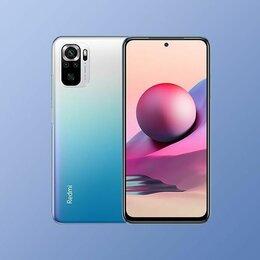 Мобильные телефоны - Xiaomi Redmi Note 10S 128GB Blue Новый Гарантия, 0