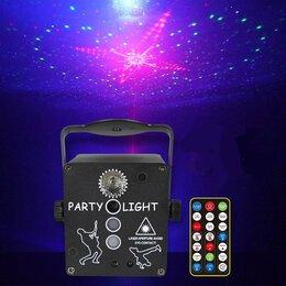 Интерьерная подсветка - Мини лазерный проектор YSH046, 0