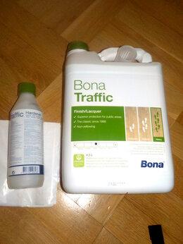 Лаки - Паркетный лак Bona Traffic 2K Матовый (4,95 л), 0