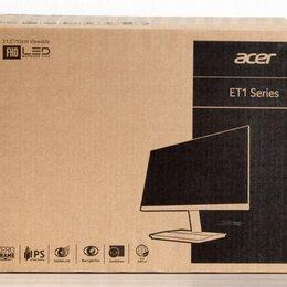 Мониторы - Монитор Acer ET221Qbi новый гарантия, 0