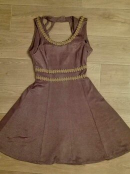 Платья - Нарядное платье 46 р., 0