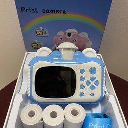 Велосипеды - Детский фотоаппарат полароид, 0