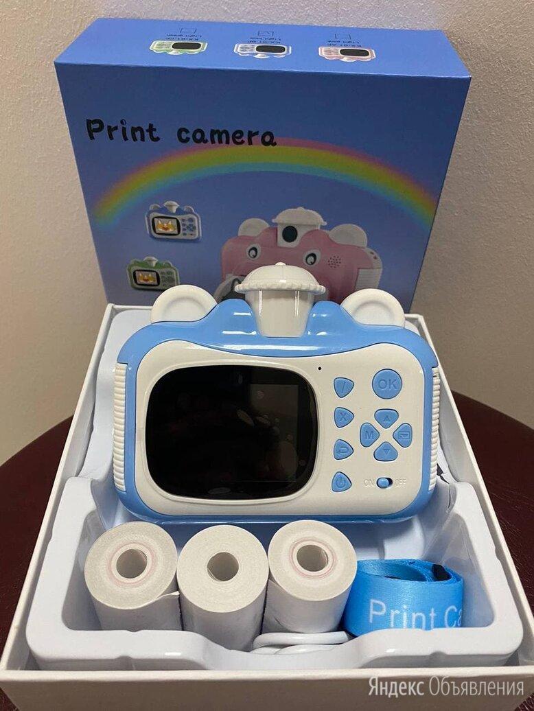 Детский фотоаппарат полароид по цене 4250₽ - Фотоаппараты моментальной печати, фото 0