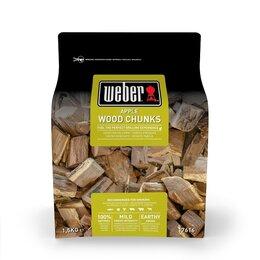Дрова - Дрова для копчения Яблоко 1500 г Weber, 0