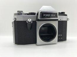 Пленочные фотоаппараты - Body Porst FX4, M42 (Pentacon GDR-ГДР), 0