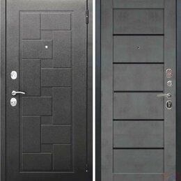 Входные двери - Дверь входная Гарда серебро бетон серый , 0