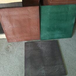 Садовые дорожки и покрытия - Плитка полимерпесчаная гладкая для теплиц33х33х22, 0