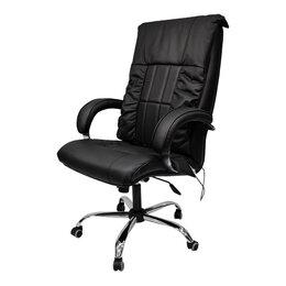 Массажные кресла - Офисное массажное кресло EGO BOSS EG1001 АНТРАЦИТ (Арпатек), 0