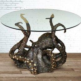 Столы и столики - Стол скульптура осьминог, 0