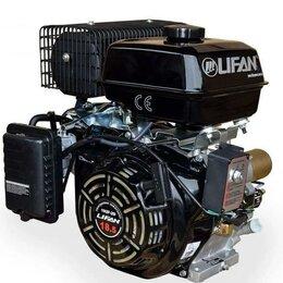Двигатели - Двигатель 18,5 л.с. Lifan 192F-2D +электростартер, 0