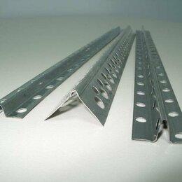 Отделочный профиль, уголки - Профиль маячковый, оцинкованный для штукатурки 10мм, 0