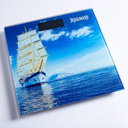 Напольные весы - Весы напольные Корабль 180кг, 0