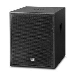 Акустические системы - FDB Audio FT118BII Сабвуфер пассивный, 35Гц - 200 Гц, 400 Вт (RMS), 8 ohms, 0
