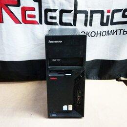 Настольные компьютеры - ПК Lenovo 775 E6300 2x1Gb DDR2 160IDE 946 250W mAT, 0
