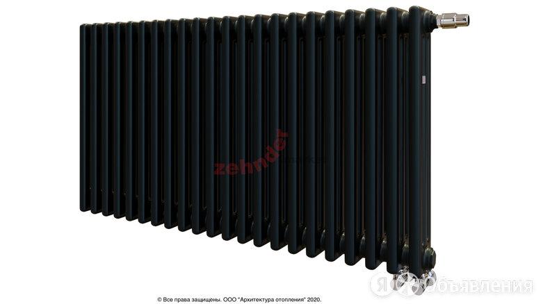 Радиатор Zehnder Charleston Completto CH 3057/22 V001 ½ RAL 9217 matt цвет Ч... по цене 56190₽ - Радиаторы, фото 0