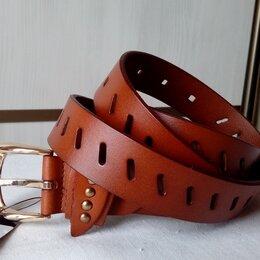 Ремни и пояса - Ремень из натуральной кожи ВВ1 Design Studio, 0