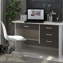 Компьютерные и письменные столы - Стол письменный Сити, 0