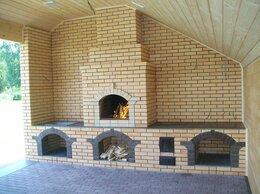 Архитектура, строительство и ремонт - Каменщик печник, 0